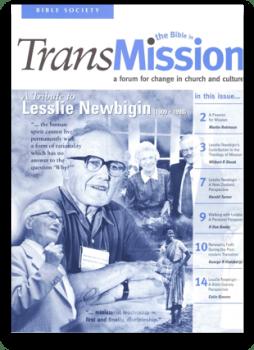 Transmission - Newbigin special edition