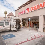 Family Dollar Brand New Commercial Storefront - Las Vegas, Nevada