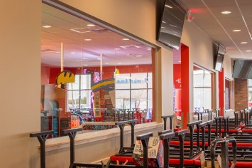 Peter Piper Pizza rand New Location - A Cutting Edge Glass & Mirror