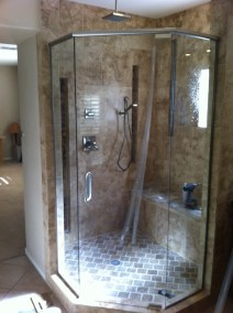 A Cutting Ege Glass & Shower Doors System