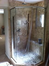 A Cutting Ege Glass & Shower Doors System
