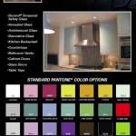 Sample Glass Color Spectrum