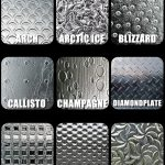 Embossed or Textured Sample Library
