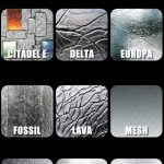 Organic Glass Texture Library