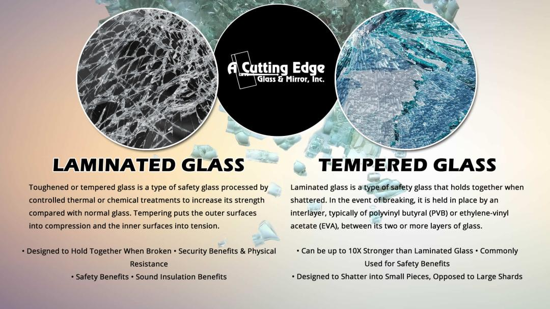 Tempered Glass Amp Laminated Safety Glass A Cutting Edge