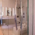 Custom Shower Door Handles