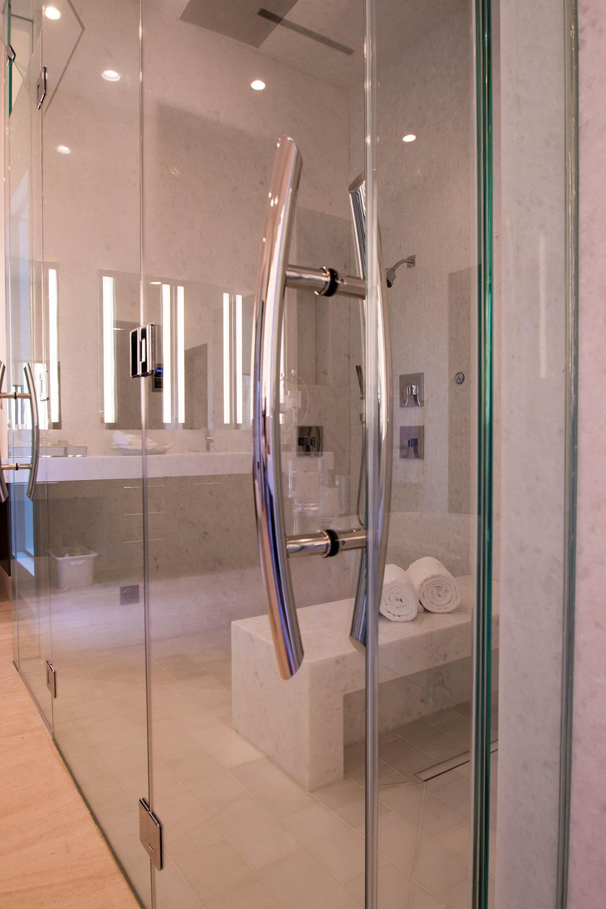 Frameless Glass Shower Doors | A Cutting Edge Glass & Mirror