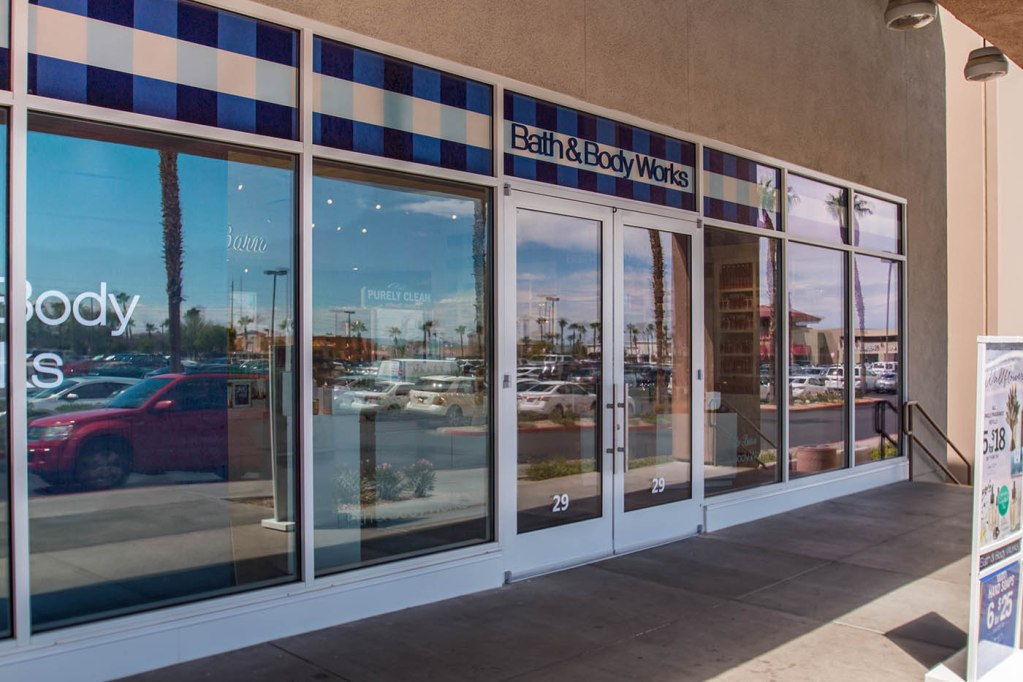 Exterior Commercial Storefront Glass