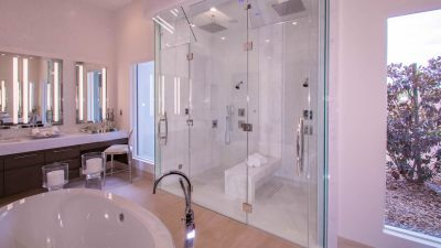 Custom Shower Door Enclosure Systems