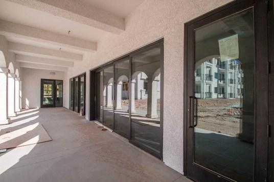 Exterior of Castile Apartments Club-House Henderson, Nevada