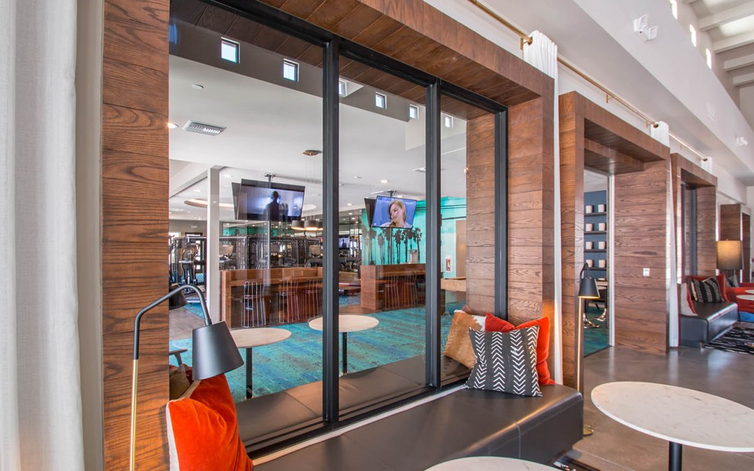 Castile Apartments – Henderson Nevada – Commercial Glass