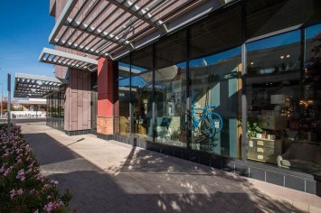 Commercial Storefront by A Cutting Edge Glass & Mirror of Las Vegas, Nevada