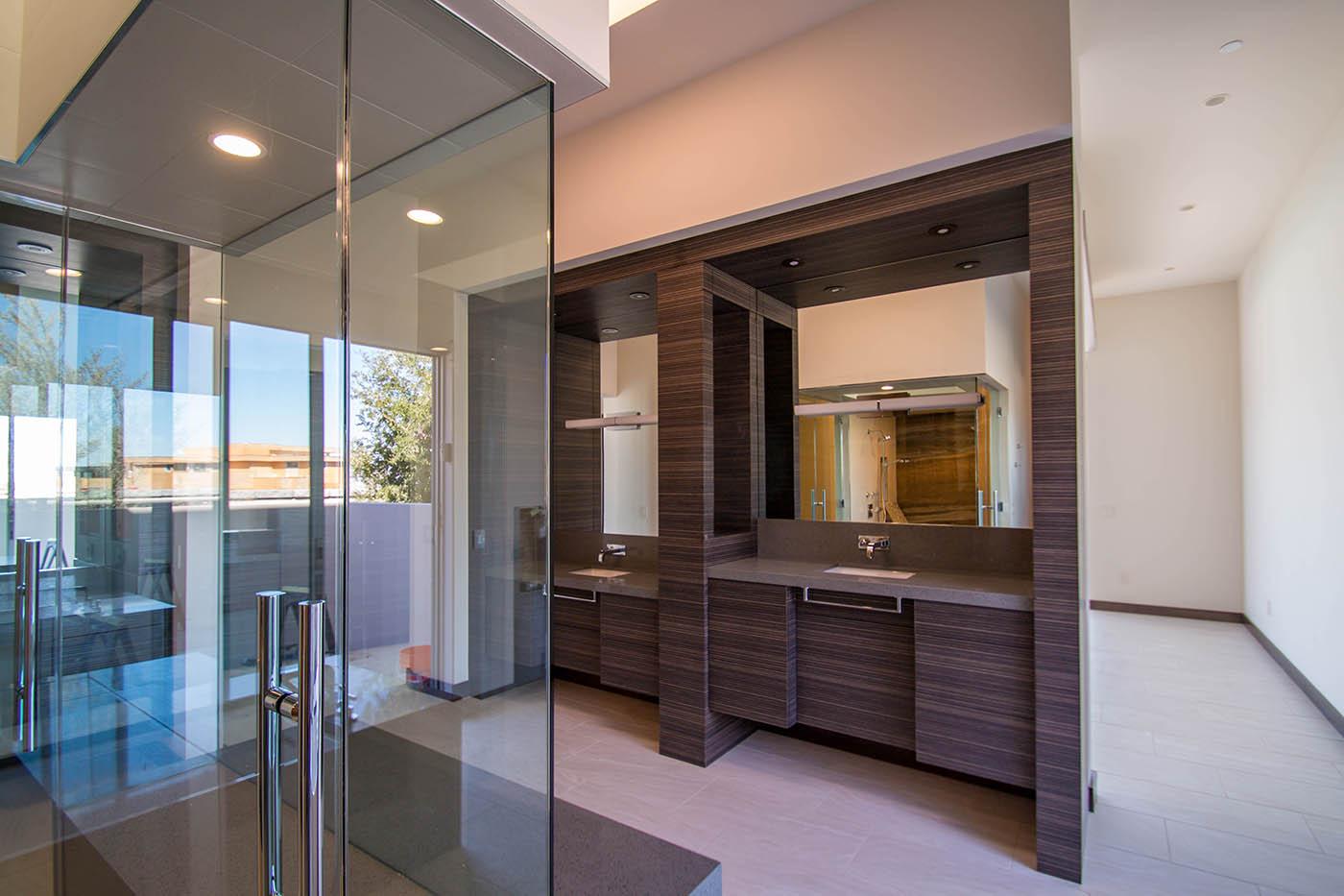 Residential Glass Portfolio A Cutting Edge Glass Amp Mirror