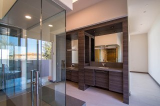 Double Walk-in Frameless Shower Door Enclosure System