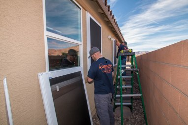 Keep your home, family, and valuables safe with Security Screens