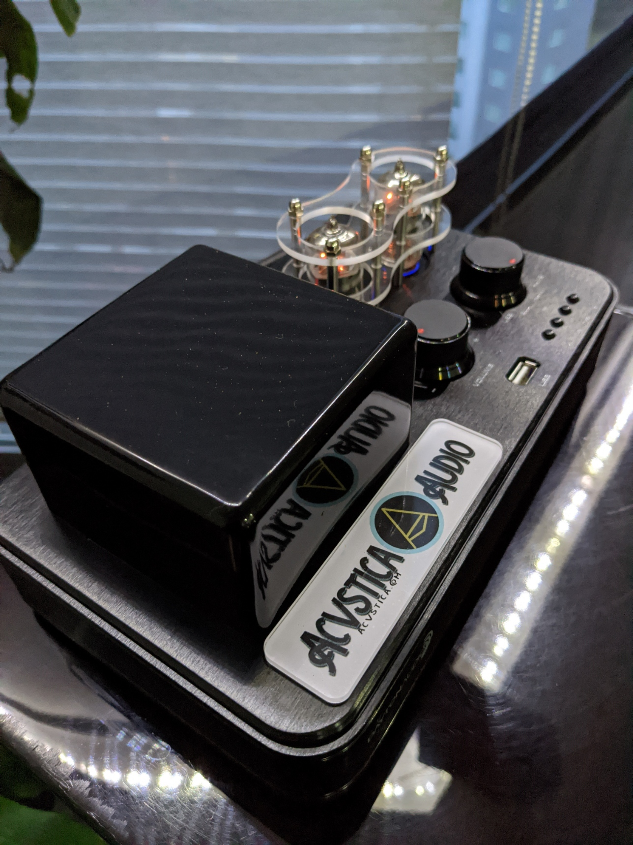 Hybrid Amp