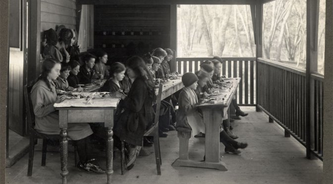 Victorian Childhood event at Ragged School Museum