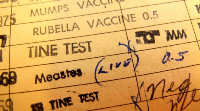 Parent Education & Vaccine Preventable Diseases