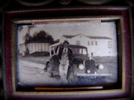 Logan Quentin Danely, my grandfather, in his youth