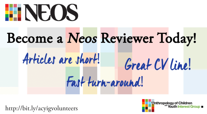 Become a Neos Reviewer!