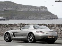 Mercedes-Benz SLS AMG - цена, фото, видео, технические ...