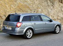 Opel Astra H Family Caravan (2014-2015) - фото, цена ...