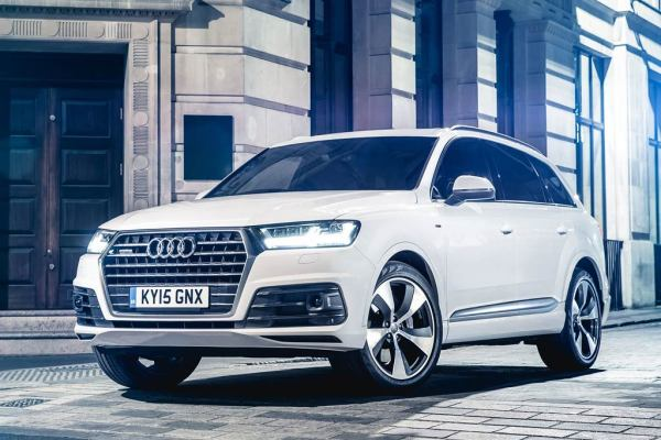 Ауди Q7 2019 - фото и цена, характеристики нового Audi Q7 II