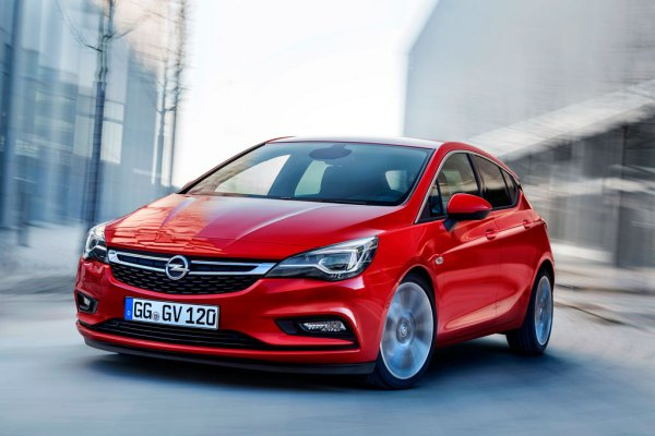 Opel Astra K (2017-2018) - фото, цена, характеристики ...