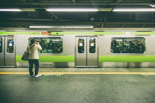 photo credit: Shinjuku Yamanote Line via photopin (license)