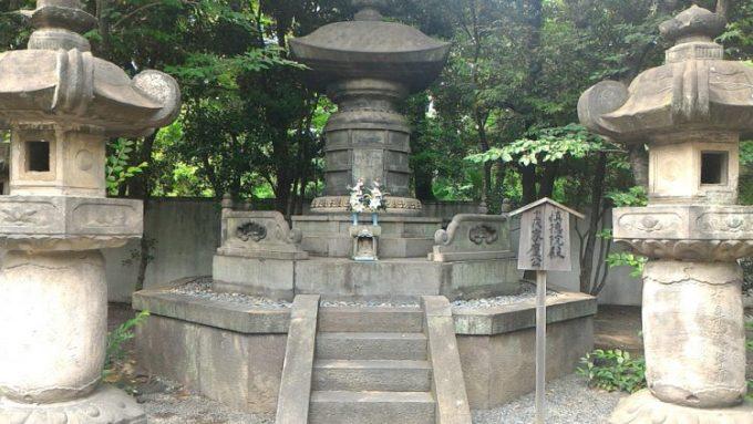 増上寺にある徳川将軍家の霊廟
