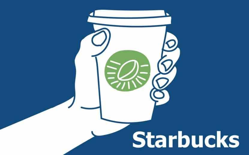 Starbucks cup illustration - Target Operating Model