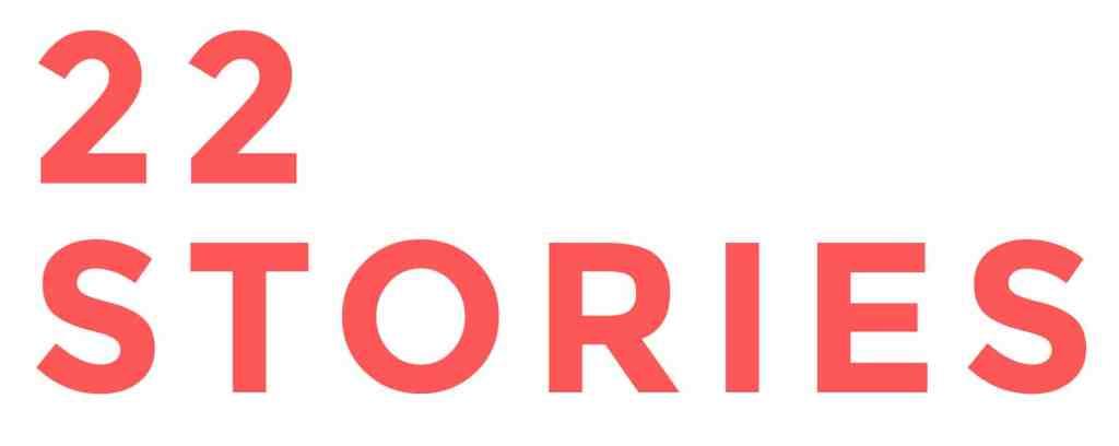 22 Stories logo