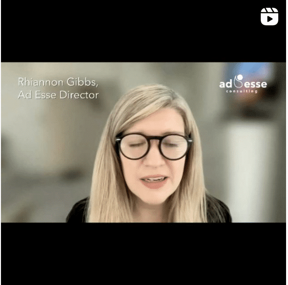 Pareto analysis video tutorial with Rhiannon Gibbs at Ad Esse Consulting