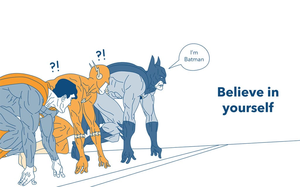 Ad Esse Consulting leadership resilience with batman, superman and the flash