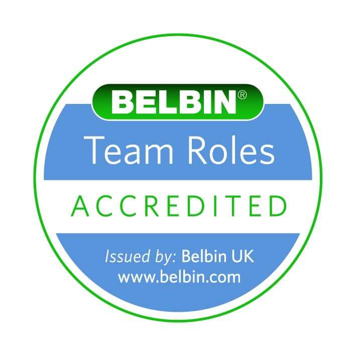 Belbin accredited logo