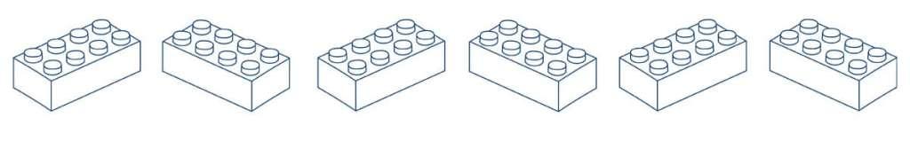 Ad Esse Consulting Lego brick illustration