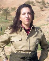 Katerina Tsoukala uniform