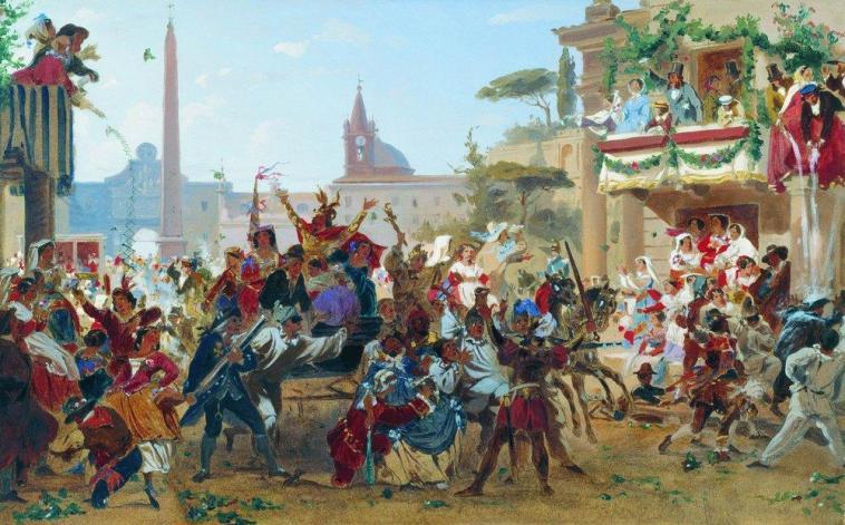 carnival-in-rome-1860