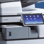 <b>MP 3555SP</b><br />Multifonctions Ricoh N&B A3 - 35 PPM - Copieur Imprimante Scanner