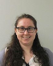 Instructional Assistant, Kristen Hammonds