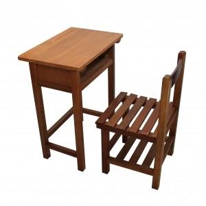 柳安魔術面板木製課桌椅 - 賴家有限公司