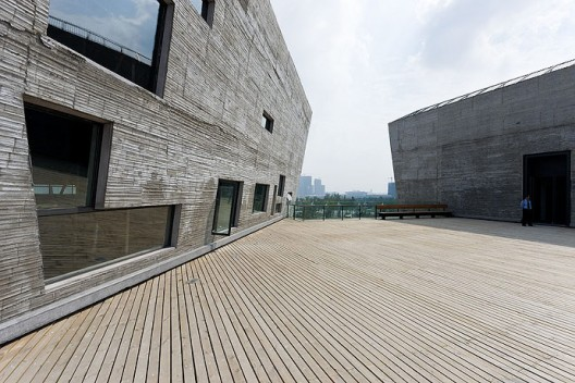 Ningbo Historic Museum / Wang Shu, Amateur Architecture Studio (10) © Iwan Baan
