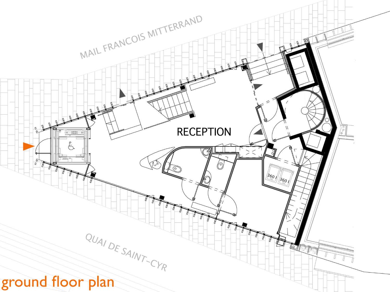 Architecture Photography Ground Floor Plan