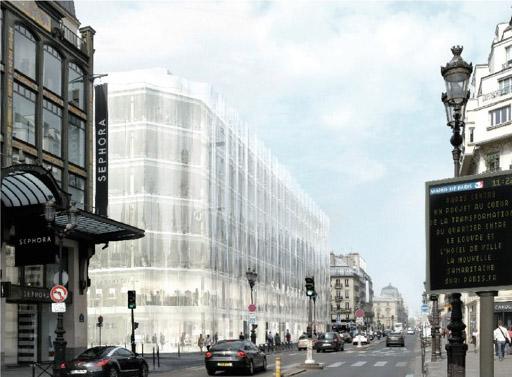 SANAA Announces Plans For Paris La Samaritaine