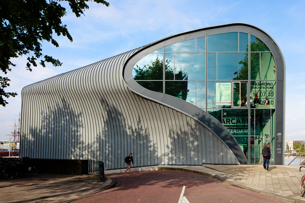 amsterdam a guide to an architectural city beauty of concrete