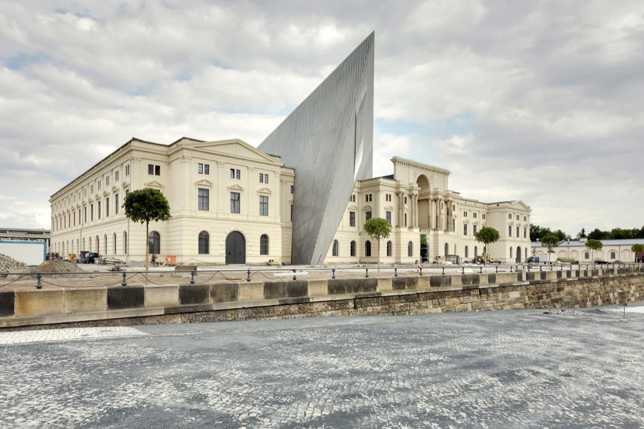 Bảo tàng quân sự Dresden, Đức