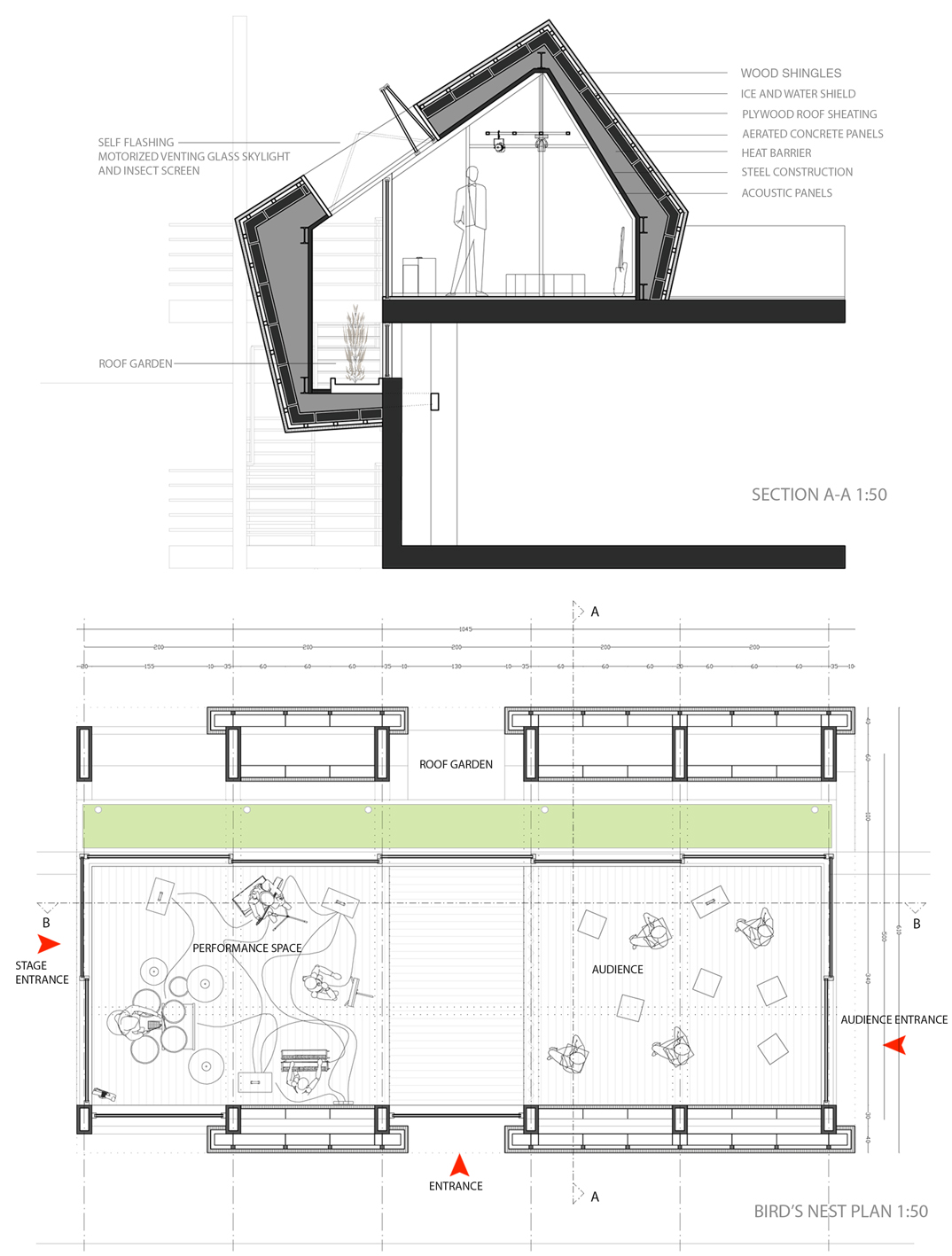 Images About Architectural Bay Sections