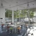 Kid's University in Gandía / Paredes Pedrosa © Roland Halbe