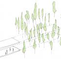 Cabañas Tumbaco / Diez + Muller  Arquitectos Diagram