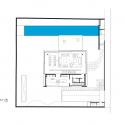Cube House / Studio MK27 - Marcio Kogan + Suzana Glogowski Ground Floor Plan